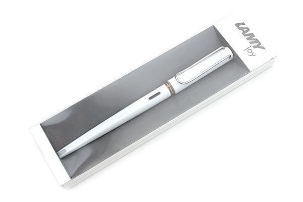 Lamy Joy Calligraphy Fountain Pen - 1.5 mm Nib - White Body - LAMY L15WE-15