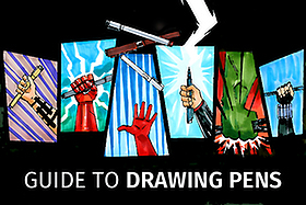 Guide to Drawing Pens