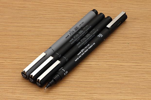 Uni Pin Pen