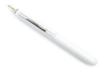 Lamy Dialog 3 Piano White Fountain Pen - Medium Nib - LAMY L74PWEM