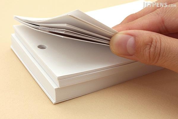 """Life Index Cards - 5"""" x 3"""" - 100 Cards - LIFE P500"""