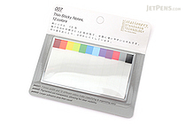 Stalogy Thin Page Markers - 12 Colors - STALOGY S3010