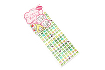 Sun-Star Miss Hally Naocell Removable Planner Stickers - Frog - SUN-STAR S8570582