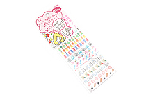 Sun-Star Miss Hally Naocell Removable Planner Stickers - School - SUN-STAR S8571120