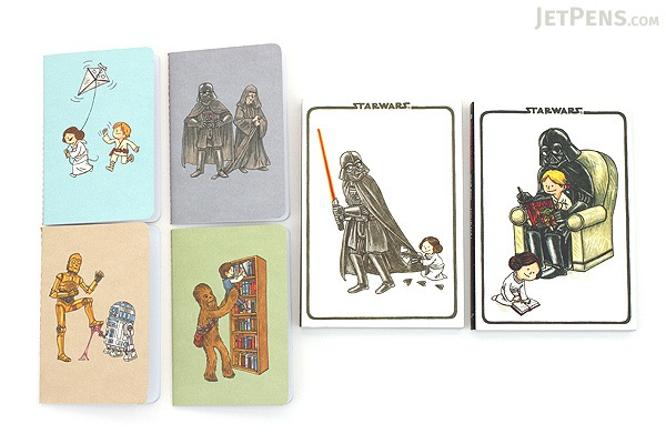 Darth Vader and Son Journal - CHRONICLE BOOKS 9781452123066