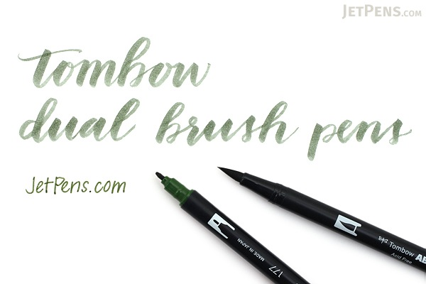 Tombow ABT Dual Brush Pen - 992 - Sand - TOMBOW AB-T992