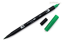 Tombow ABT Dual Brush Pen - 245 - Sap Green - TOMBOW AB-T245