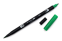 Tombow Dual Brush Pen - 245 - Sap Green - TOMBOW 56527