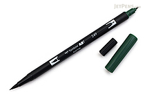 Tombow ABT Dual Brush Pen - 249 - Hunter Green - TOMBOW AB-T249