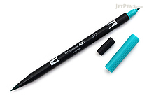 Tombow ABT Dual Brush Pen - 373 - Sea Blue - TOMBOW AB-T373