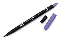 Tombow Dual Brush Pen - 603 - Periwinkle - TOMBOW 56567