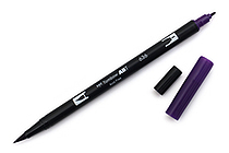 Tombow Dual Brush Pen - 636 - Imperial Purple - TOMBOW 56571