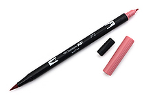 Tombow ABT Dual Brush Pen - 772 - Blush - TOMBOW AB-T772