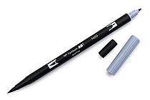 Tombow Dual Brush Pen - N60 - Cool Gray 6 - TOMBOW 56636