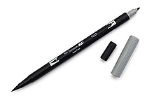 Tombow Dual Brush Pen - N65 - Cool Gray 5 - TOMBOW 56637