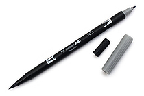Tombow Dual Brush Pen - N75 - Cool Gray 3 - TOMBOW 56639