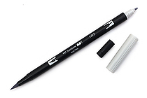 Tombow Dual Brush Pen - N95 - Cool Gray 1 - TOMBOW 56644