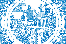Pen Pals Interview: Product Designer Don Moyer Shares His Humorous Calamityware Art