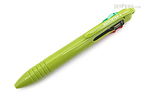 Tombow Reporter 4 Compact Ballpoint Multi Pen - 0.7 mm - Tender Green Body - TOMBOW BC-FSRC63