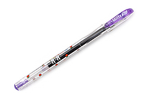Dong-A Miffy Scented Gel Pen - 0.5 mm - Violet Purple - DONGA MIFFY 20