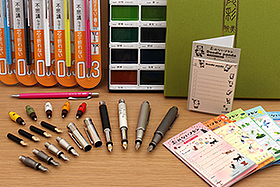 New Products: Orenz High-Precision Mechanical Pencils, Otto Hutt Fountain Pens, Vision Quest Sticky Notes, and More!