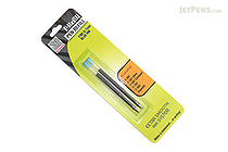 Zebra F-Refill Ballpoint Pen Refill - 0.7 mm - Blue - Pack of 2 - ZEBRA 85522