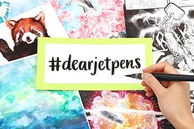 #dearjetpens: JetPens Customer Creative Showcase