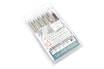 Sakura Zentangle Pigma Micron - 11 Piece Set - SAKURA 50011