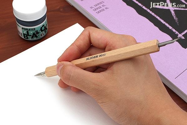 Tokyo Slider Double-Sided Comic Pen Nib Holder - SL2011 - TOKYO SLIDER SL2011
