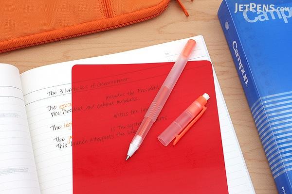 Sakura Memorization Study Pen - Orange - 0.6 mm - SAKURA GBD#5