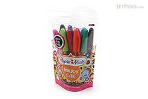 Paper Mate InkJoy Mini Pens - Capped - 10 Color Set - PAPER MATE 1951382