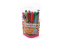 Paper Mate InkJoy Mini Pens - Capped - 10 Color Set - PAPER MATE 1920021