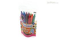 Paper Mate InkJoy Mini Pens - Retractable - 10 Color Set - PAPER MATE 1951383