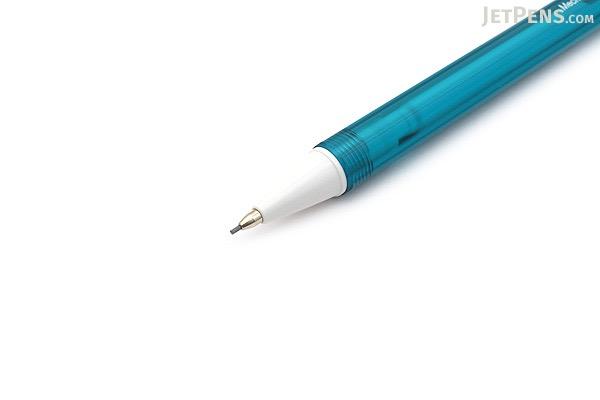Kokuyo Enpitsu Mechanical Pencil - 0.7 mm - Candy Color Blue Green - KOKUYO PS-PT112BG-1P