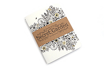 Laurence King - Secret Garden: Three Mini Journals - Johanna Basford - LAURENCE KING 9781856699488