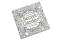 Laurence King - Secret Garden: An Inky Treasure Hunt and Coloring Book - Johanna Basford - LAURENCE KING 9781780671062