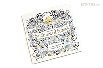 Enchanted Forest: An Inky Quest & Coloring Book - Johanna Basford - LAURENCE KING 9781780674889