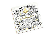 Laurence King - Enchanted Forest: An Inky Quest & Coloring Book - Johanna Basford - LAURENCE KING 9781780674889