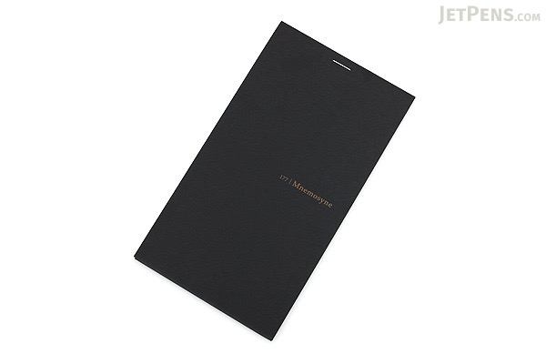 Maruman Mnemosyne N177 Notepad - Long - 5 mm Graph - MARUMAN N177A