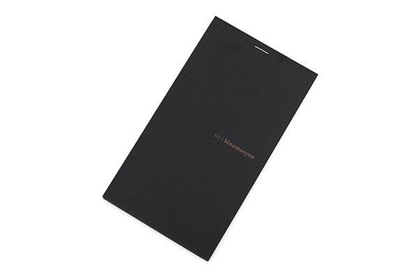 Maruman Mnemosyne Notepad - Long - 5 mm Graph - MARUMAN N177