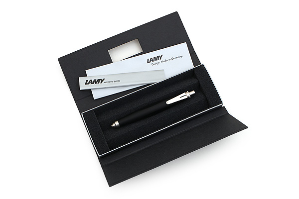 Lamy Scribble Drafting Pencil - 3.15 mm - Aluminum Clip - LAMY L185-3.15
