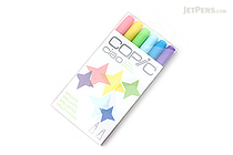 Copic Ciao Marker - 6 Color Set - Brights - COPIC I6BRIGHTS