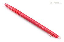 Pilot FriXion Ball Slim Gel Pen - 0.38 mm - Coral Pink - PILOT LFBS-18UF-CP