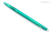 Pilot FriXion Ball Slim Gel Pen - 0.38 mm - Forest Green - PILOT LFBS-18UF-FG