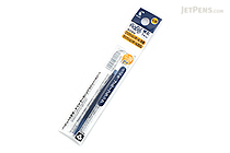 Pilot FriXion Ball Slim Multi Pen Refill - 0.38 mm - Blue Black - PILOT LFBTRF12UFBB