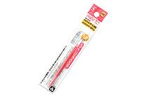 Pilot FriXion Ball Slim Gel Pen Refill - 0.38 mm - Coral Pink - PILOT LFBTRF12UFCP