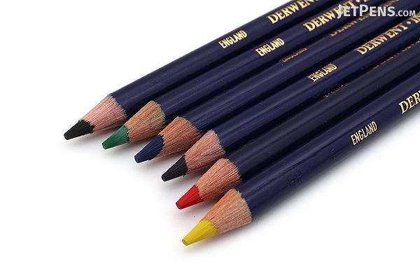Derwent Inktense Pencil - 6 Color Set - DERWENT 0700927
