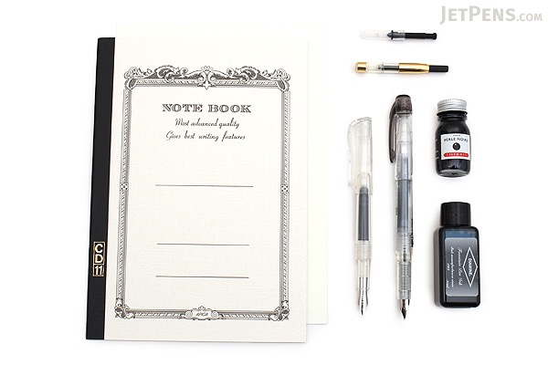 JetPens Fountain Pen Starter Kit 1 - JETPENS JETPACK-001