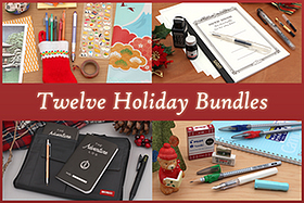 JetPens Twelve Holiday Bundles
