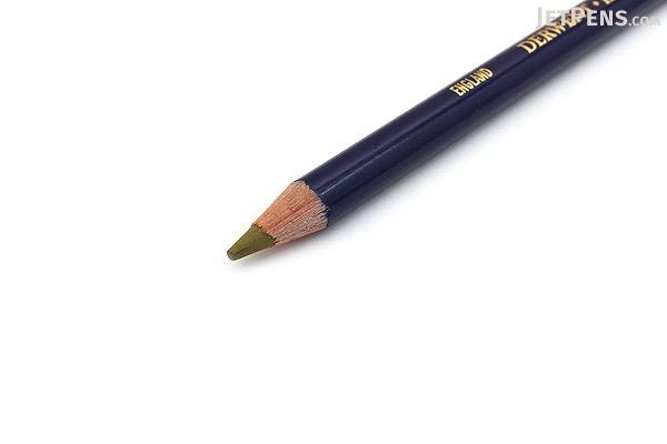 Derwent Inktense Pencil - Mustard (1700) - DERWENT 0700919